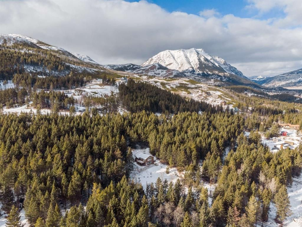 Main Photo: 1825,  Evergreen Drive: Rural Crowsnest Pass Detached for sale : MLS®# A1078836