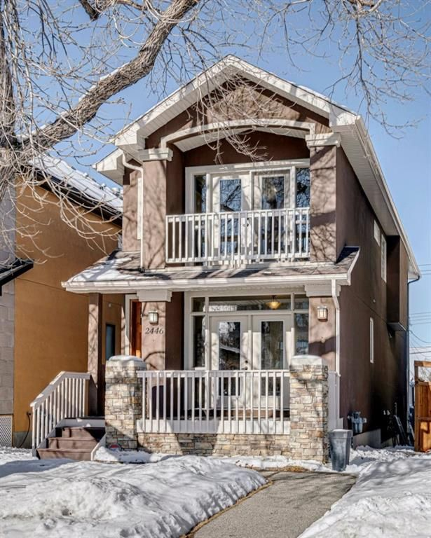 Main Photo: 2446 28 Avenue SW in Calgary: Richmond Detached for sale : MLS®# A1070835