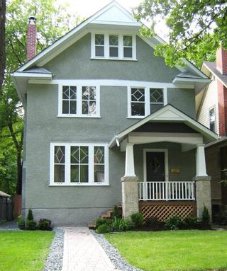 Photo 1: 217 MONTROSE Street in Winnipeg: Residential for sale : MLS®# 1111926