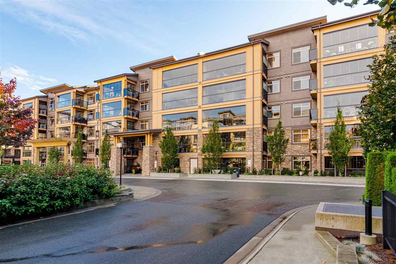 """Main Photo: B124 8218 207A Street in Langley: Willoughby Heights Condo for sale in """"Yorkson-Walnut Ridge 4"""" : MLS®# R2511293"""
