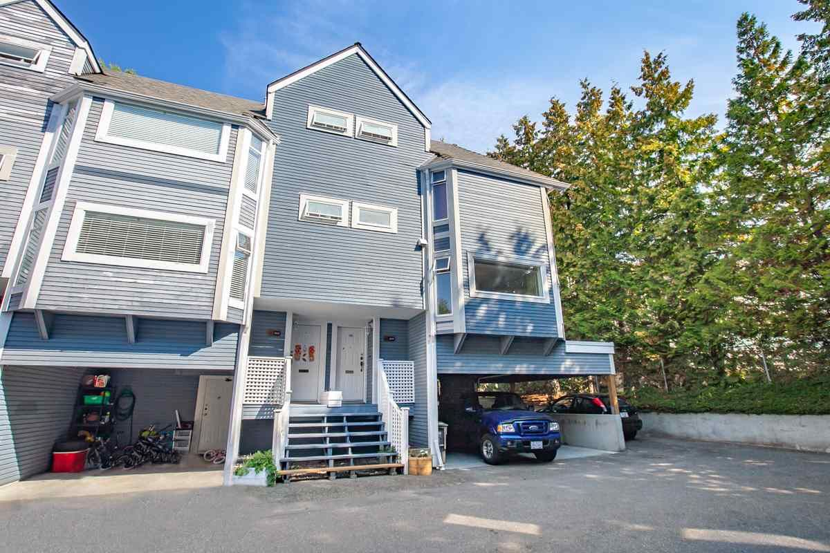 """Main Photo: 3129 BEAGLE Court in Vancouver: Champlain Heights Townhouse for sale in """"HUNTINGWOOD"""" (Vancouver East)  : MLS®# R2304613"""
