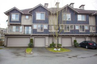 """Photo 1: 27 20761 DUNCAN Way in Langley: Langley City Townhouse for sale in """"WYNDHAM III"""" : MLS®# R2140756"""