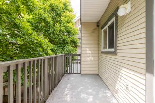 Photo 22: 17 7833 HEATHER Street in Richmond: McLennan North Townhouse for sale : MLS®# R2474688