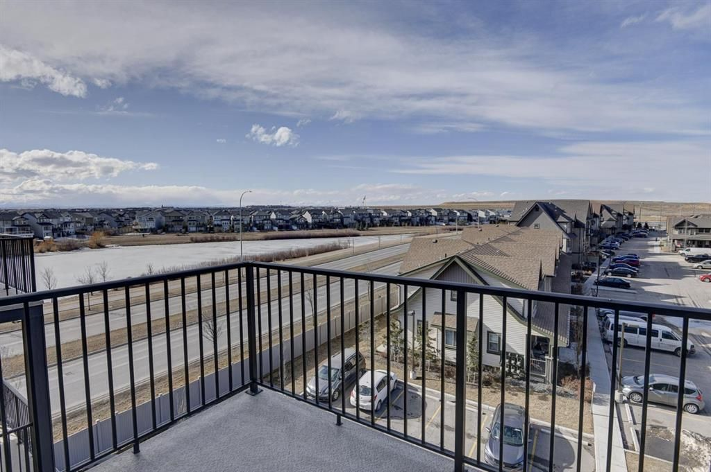Main Photo: 419 117 Copperpond Common SE in Calgary: Copperfield Apartment for sale : MLS®# A1085904