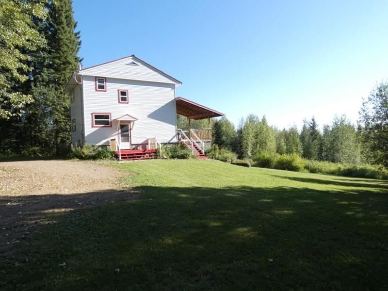 Main Photo: 7555 MILE 304 FRONTAGE Road in Fort Nelson: Fort Nelson - Rural House for sale (Fort Nelson (Zone 64))  : MLS®# R2612150