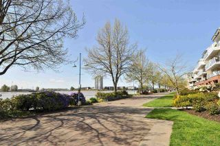 """Photo 26: 1401 1135 QUAYSIDE Drive in New Westminster: Quay Condo for sale in """"ANCHOR POINTE"""" : MLS®# R2538657"""