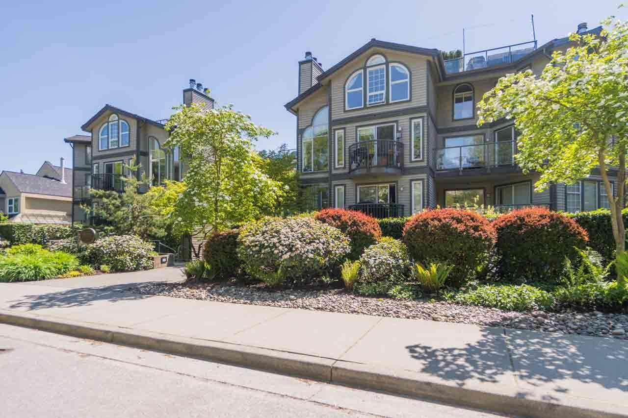 Main Photo: 106 888 W 13TH AVENUE in Vancouver: Fairview VW Condo for sale (Vancouver West)  : MLS®# R2164535