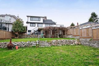 """Photo 19: 1702 7TH Avenue in New Westminster: West End NW House for sale in """"WEST END"""" : MLS®# V997003"""