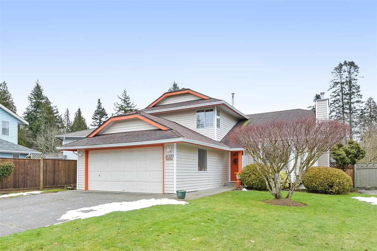 """Main Photo: 16170 8A Avenue in Surrey: King George Corridor House for sale in """"MCNALLY CREEK"""" (South Surrey White Rock)  : MLS®# R2343251"""