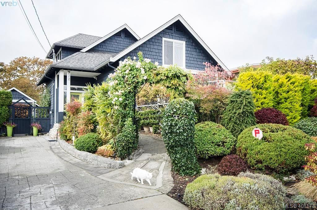 Main Photo: 922 Lawndale Ave in VICTORIA: Vi Fairfield East House for sale (Victoria)  : MLS®# 800501