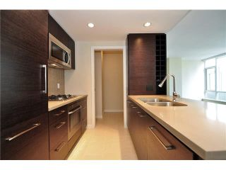 """Photo 1: 510 833 HOMER Street in Vancouver: Downtown VW Condo for sale in """"ATELIER"""" (Vancouver West)  : MLS®# V1133571"""