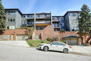 Photo 1: 306 420 3 Avenue NE in Calgary: Crescent Heights Apartment for sale : MLS®# A1105817