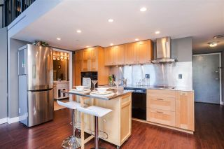 """Photo 4: 807 1238 SEYMOUR Street in Vancouver: Downtown VW Condo for sale in """"SPACE"""" (Vancouver West)  : MLS®# R2033059"""