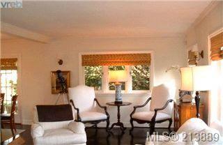 Photo 5:  in VICTORIA: OB Gonzales House for sale (Oak Bay)  : MLS®# 395133