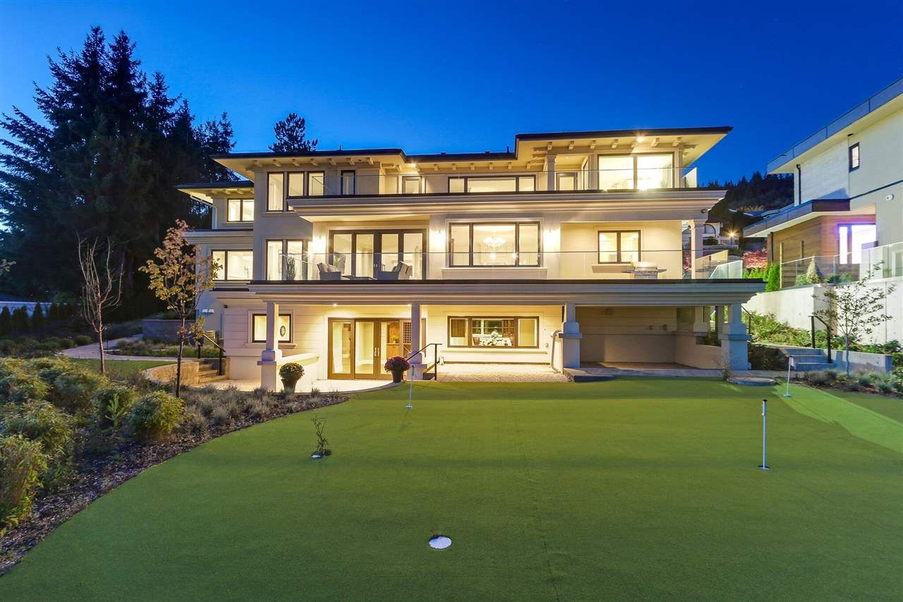 Main Photo: 1411 CHARTWELL Drive in West Vancouver: Chartwell House for sale : MLS®# R2582187