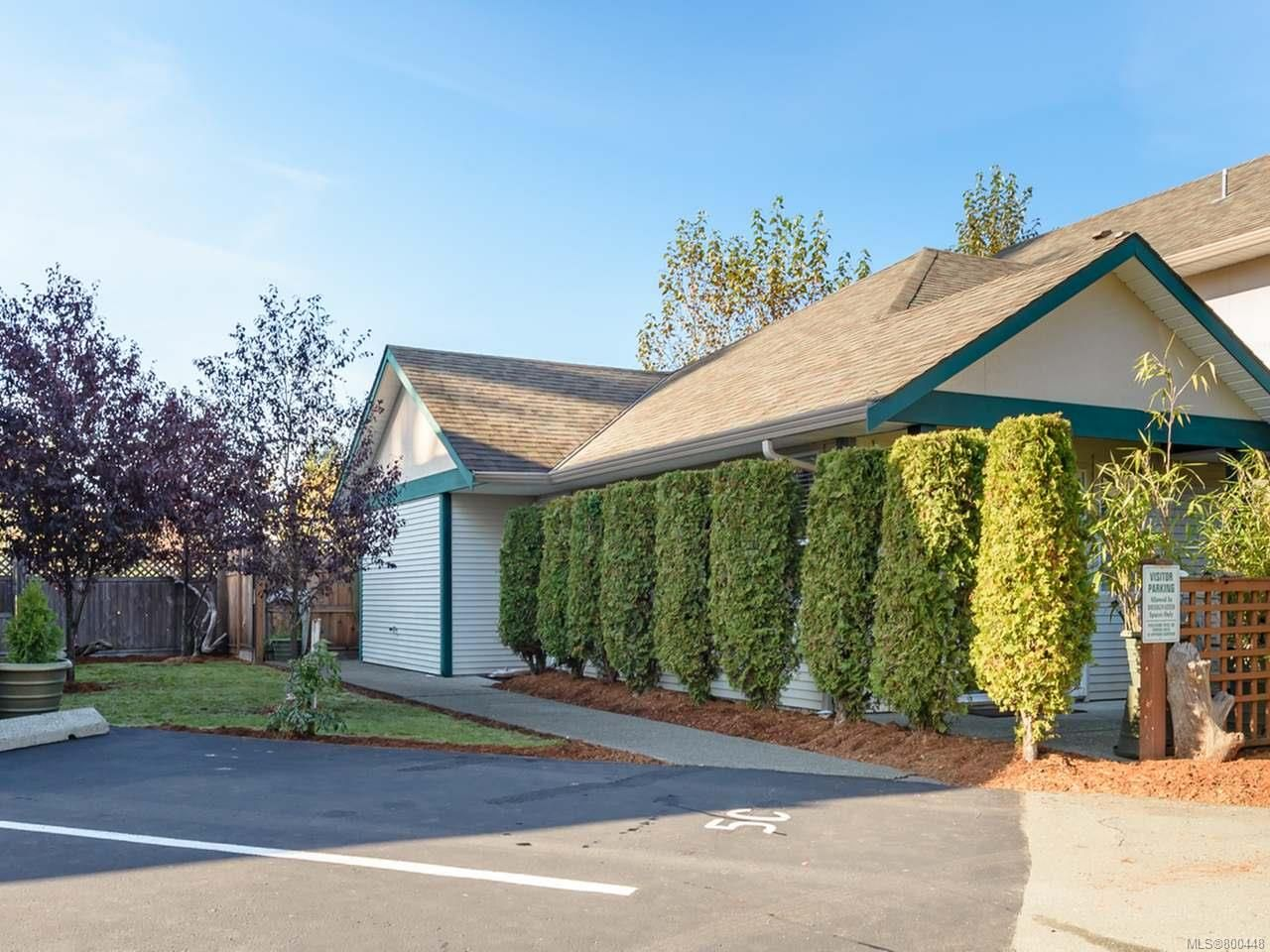 Main Photo: 5C 851 5th St in COURTENAY: CV Courtenay City Row/Townhouse for sale (Comox Valley)  : MLS®# 800448