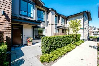 Photo 1: 11 3728 THURSTON Street in Burnaby: Central Park BS Townhouse for sale (Burnaby South)  : MLS®# R2362772