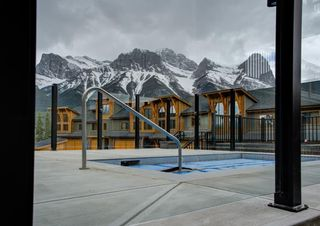 Photo 33: 410 1105 Spring Creek Drive: Canmore Apartment for sale : MLS®# A1116149