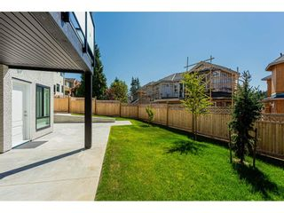 Photo 40: 977 164 Street in Surrey: Pacific Douglas House for sale (South Surrey White Rock)  : MLS®# R2490066