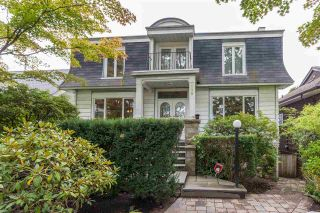 Photo 1: 826 W 22ND Avenue in Vancouver: Cambie House for sale (Vancouver West)  : MLS®# R2217405