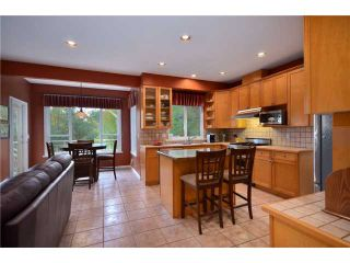 """Photo 5: 317 PARKSIDE Drive in Port Moody: Heritage Mountain House for sale in """"EAGLE VIEW"""" : MLS®# V920245"""