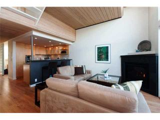 """Photo 4: 1161 W 8TH Avenue in Vancouver: Fairview VW Townhouse for sale in """"FAIRVIEW 2"""" (Vancouver West)  : MLS®# V826062"""