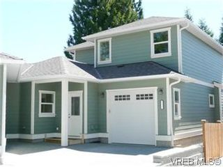 Photo 1: A 2139 Winfield Dr in SOOKE: Sk John Muir Half Duplex for sale (Sooke)  : MLS®# 573219