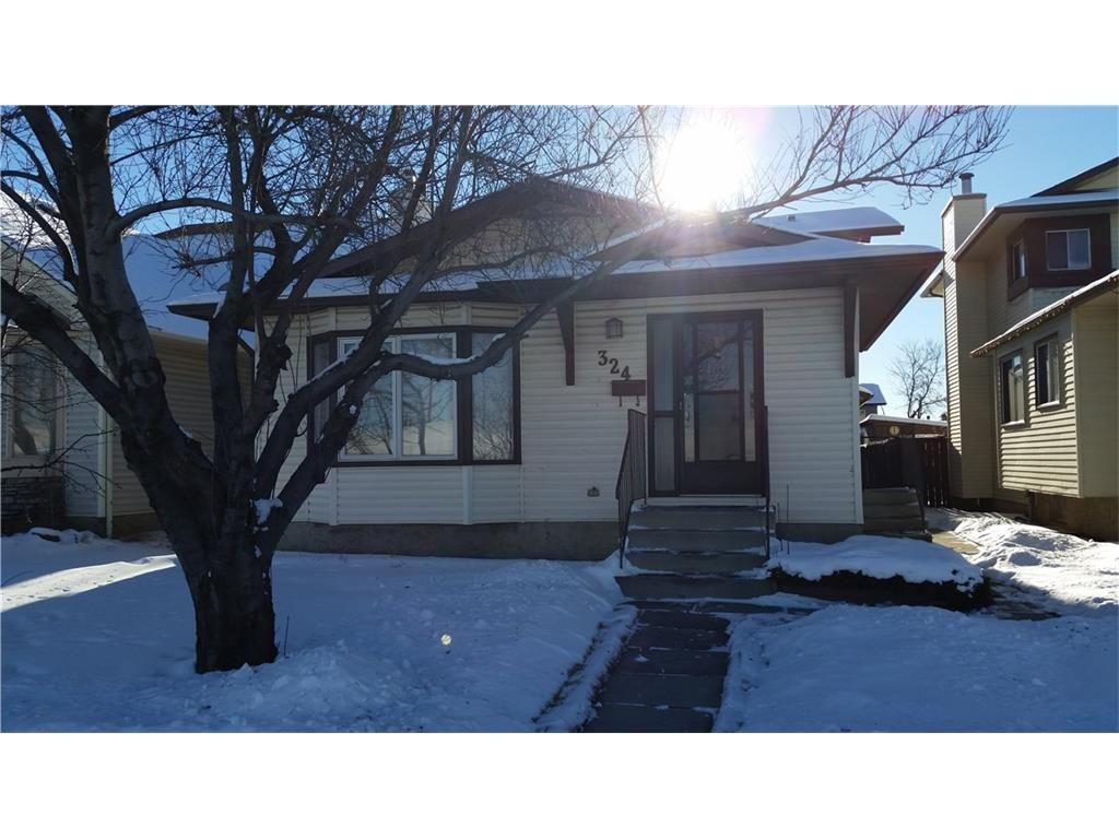 Main Photo: 324 Whitworth Way NE in Calgary: Whitehorn House for sale : MLS®# C4094089