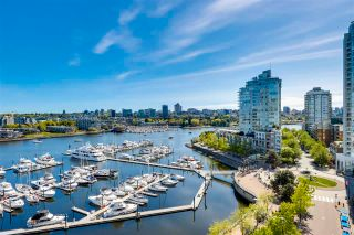 """Main Photo: 1101 1099 MARINASIDE Crescent in Vancouver: Yaletown Condo for sale in """"MARINASIDE RESORTS"""" (Vancouver West)  : MLS®# R2589770"""