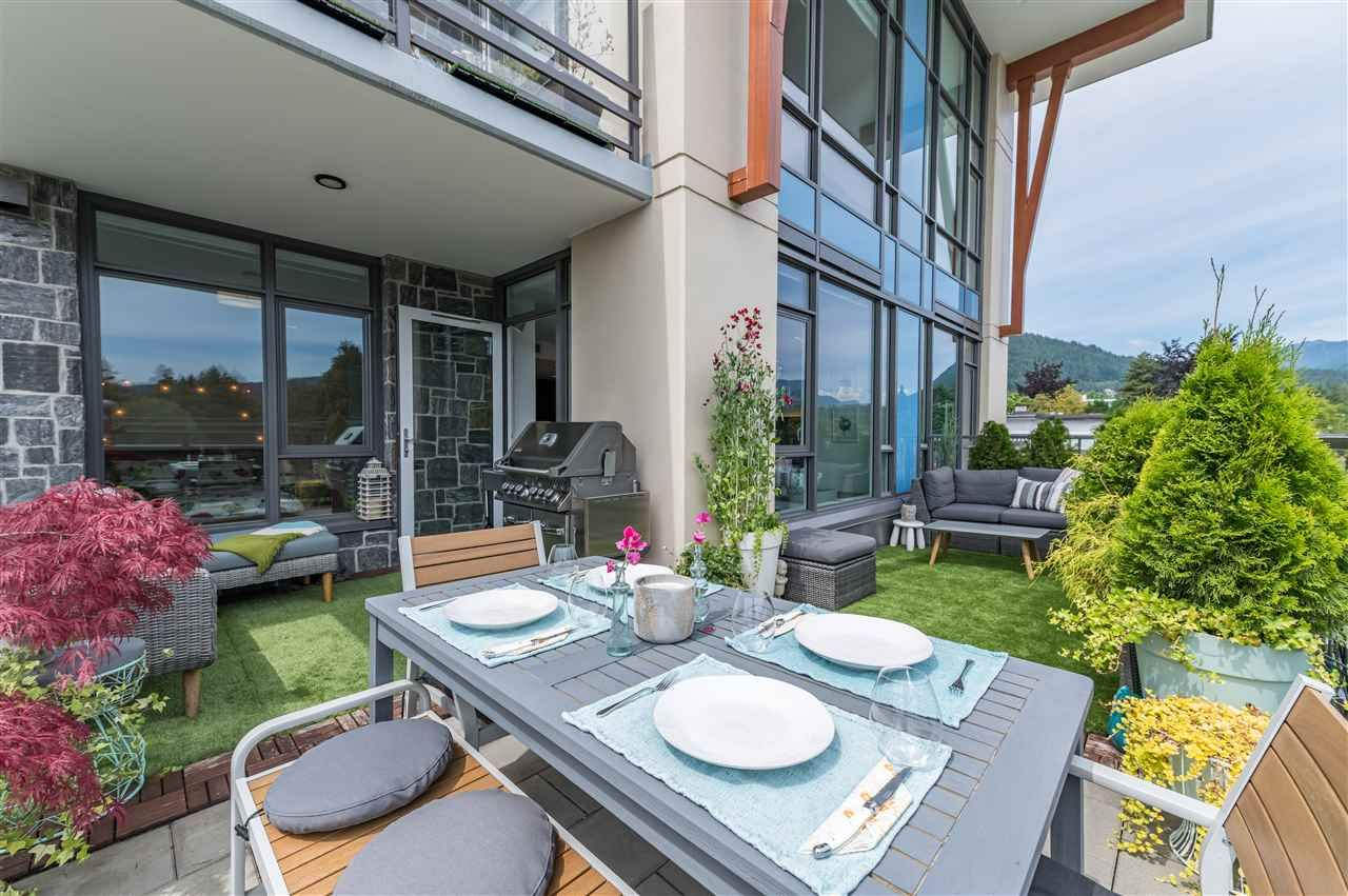 """Main Photo: 204 1295 CONIFER Street in North Vancouver: Lynn Valley Condo for sale in """"The Residence at Lynn Valley"""" : MLS®# R2498341"""