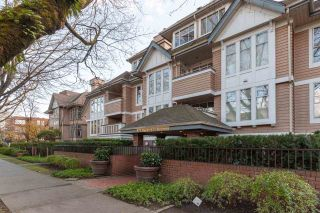 "Photo 2: N103 628 W 13TH Avenue in Vancouver: Fairview VW Condo for sale in ""CONNAUGHT ESTATES"" (Vancouver West)  : MLS®# R2334041"
