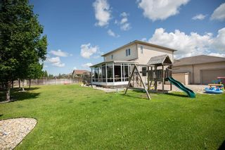 Photo 42: 40 LINDEN LAKE Drive in Oakbank: Aspen Lakes Residential for sale (R04)  : MLS®# 202018293