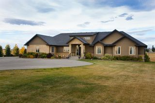 Photo 1: 80023 338 Avenue E: Rural Foothills County Detached for sale : MLS®# A1095971
