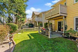 """Photo 22: 63 2588 152 Street in Surrey: King George Corridor Townhouse for sale in """"WOODGROVE"""" (South Surrey White Rock)  : MLS®# R2563876"""