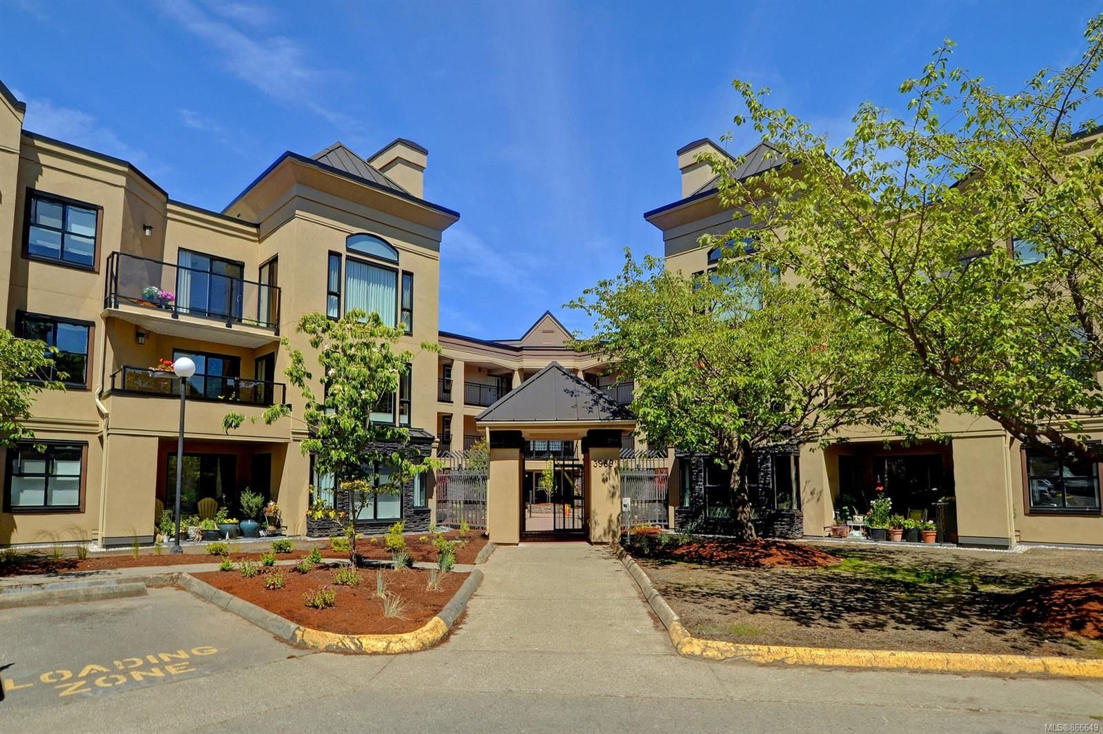 Photo 2: Photos: 308 3969 Shelbourne St in : SE Lambrick Park Condo for sale (Saanich East)  : MLS®# 866649