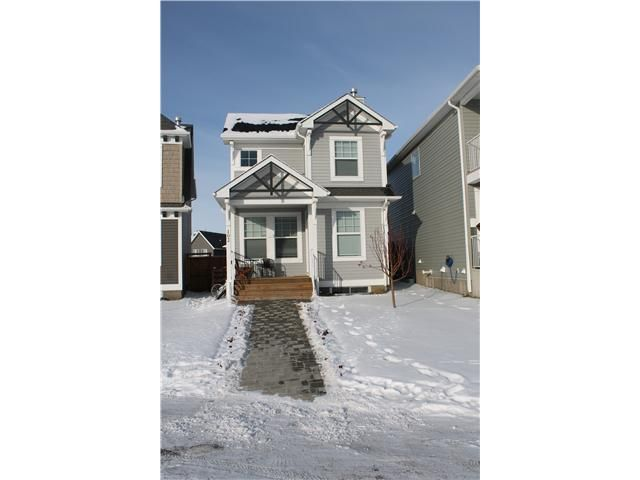 Main Photo: 102 AUBURN CREST Way SE in Calgary: Auburn Bay Residential Detached Single Family for sale : MLS®# C3643783