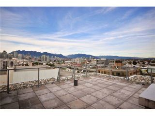 """Photo 7: PH1 587 W 7TH Avenue in Vancouver: Fairview VW Condo for sale in """"AFFINITI"""" (Vancouver West)  : MLS®# V848566"""