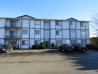 """Photo 1: 218 45669 MCINTOSH Drive in Chilliwack: Chilliwack W Young-Well Condo for sale in """"McIntosh Village"""" : MLS®# R2331709"""
