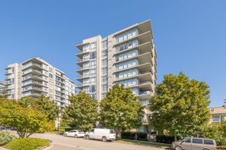 """Photo 1: 101 9222 UNIVERSITY Crescent in Burnaby: Simon Fraser Univer. Condo for sale in """"ALTAIRE"""" (Burnaby North)  : MLS®# R2614523"""