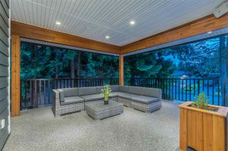 Photo 33: 3732 WELLINGTON Street in Port Coquitlam: Oxford Heights House for sale : MLS®# R2470903