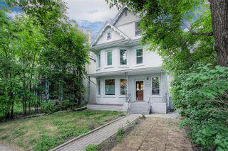 Photo 1: 255 Nassau Street North in Winnipeg: Single Family Detached for sale (1B)  : MLS®# 202012661