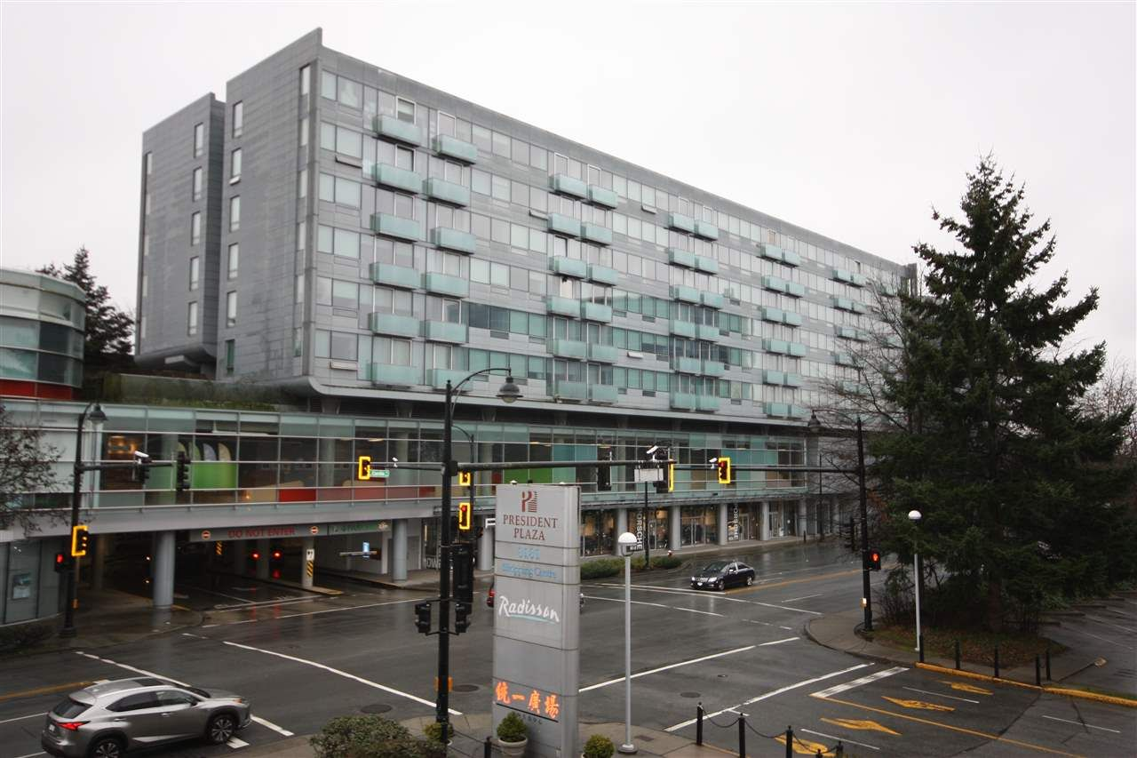 "Main Photo: 917 8080 CAMBIE Road in Richmond: West Cambie Condo for sale in ""ABERDEEN RESIDENCE"" : MLS®# R2533822"