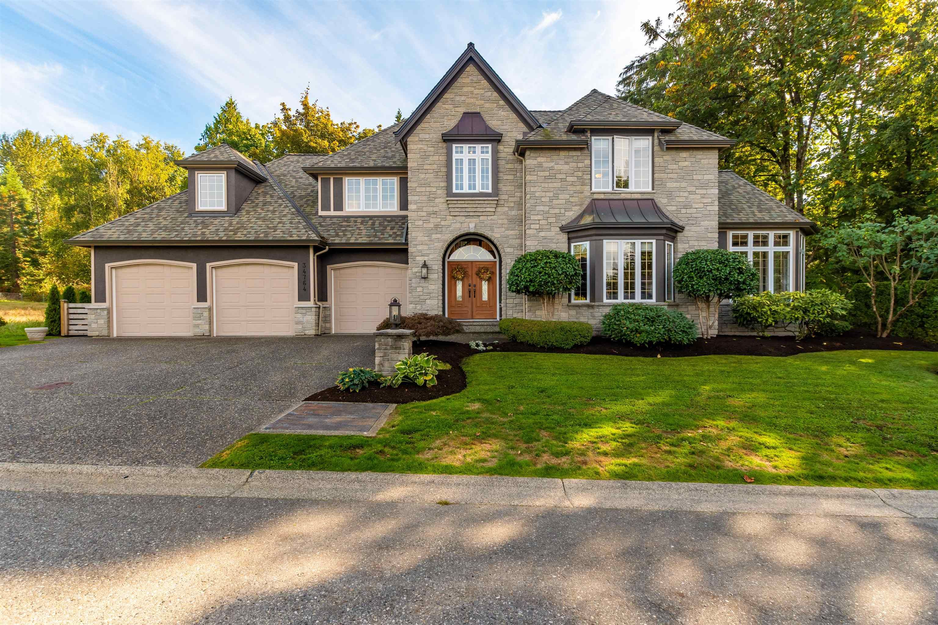 """Main Photo: 34764 PRIOR Avenue in Abbotsford: Abbotsford East House for sale in """"Creekstone on the Park"""" : MLS®# R2620524"""