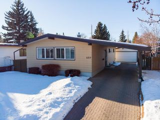 Photo 1: 6219 Louise Road SW in Calgary: Lakeview Detached for sale : MLS®# A1064256