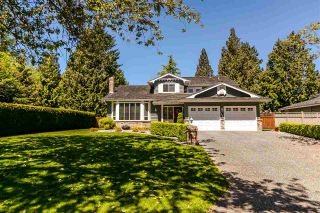 """Photo 1: 1639 133A Street in Surrey: Crescent Bch Ocean Pk. House for sale in """"AMBLEGREEN"""" (South Surrey White Rock)  : MLS®# R2169995"""