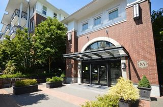 """Main Photo: 321 9399 ODLIN Road in Richmond: West Cambie Condo for sale in """"MAYFAIR PLACE"""" : MLS®# R2603798"""