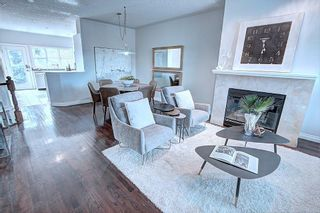 Photo 4: 314 GARRISON Square SW in Calgary: Garrison Woods Row/Townhouse for sale : MLS®# A1127756