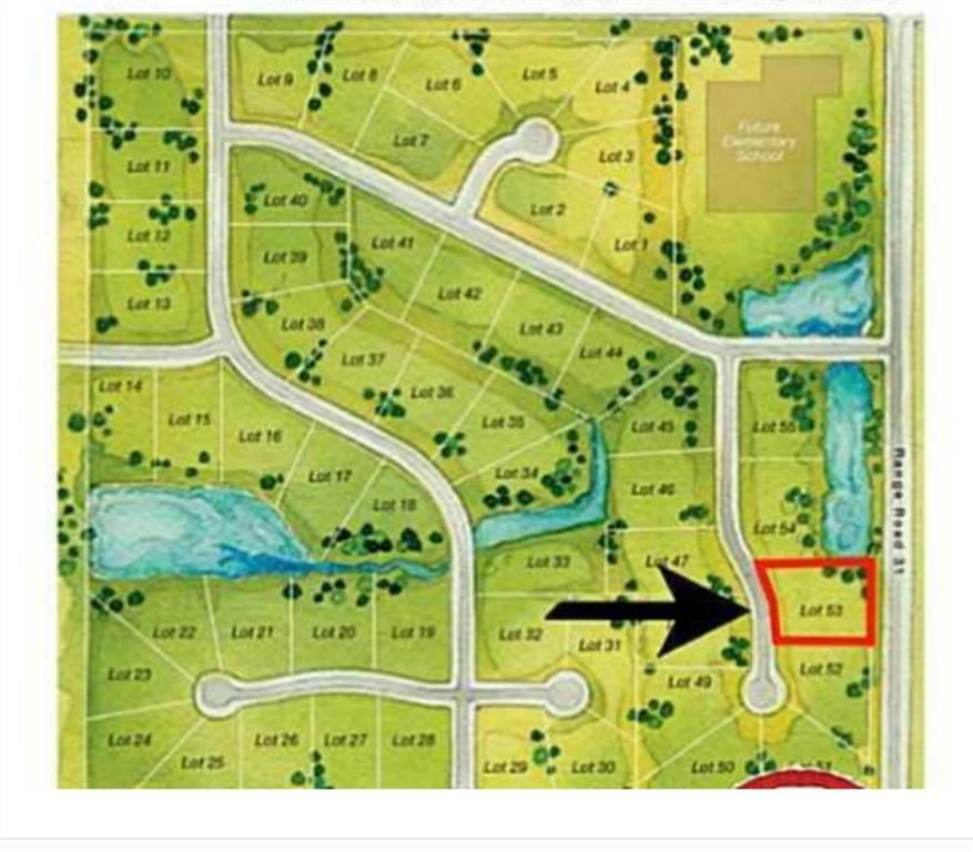 Main Photo: 35 Windhorse Green in Rural Rocky View County: Rural Rocky View MD Residential Land for sale : MLS®# A1082522