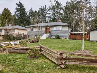 Photo 2: 4025 Haro Rd in VICTORIA: SE Arbutus House for sale (Saanich East)  : MLS®# 807937
