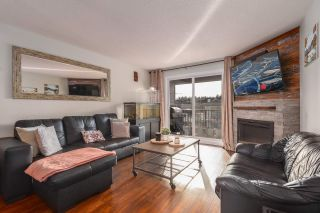 """Photo 2: 207 2344 ATKINS Avenue in Port Coquitlam: Central Pt Coquitlam Condo for sale in """"MISTRAL QUAY"""" : MLS®# R2539653"""